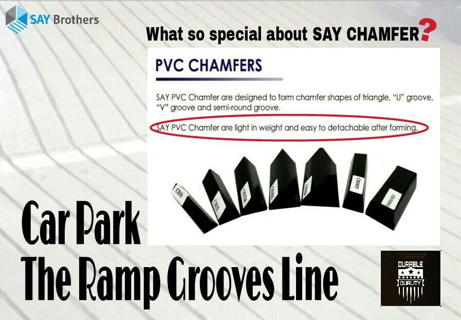 Chamfer-For Form Woark